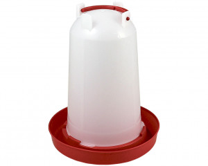 Abreuvoir plastique 3 litres