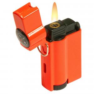 Briquet adventurer orange